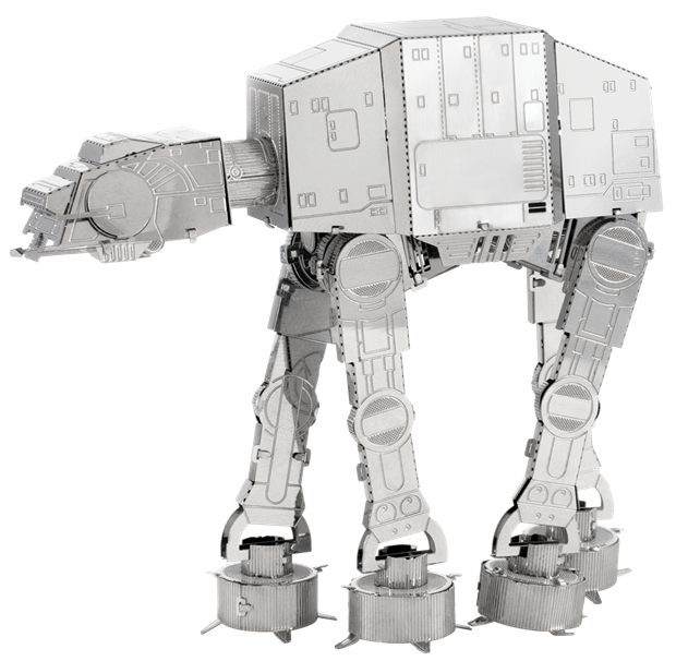 Image for Fascinations Metal Earth Star Wars  AT-AT Model